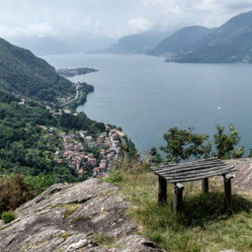"""Percorrendo """"Quel ramo del lago di Como"""": il Sentiero del Viandante da Lecco alla Valtellina"""